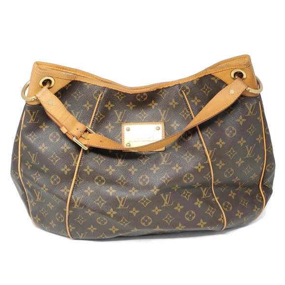 Louis Vuitton Handbags - 100% Auth Louis Vuitton Galleria GM Monogram Hobo